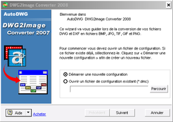 AutoCAD DWG to Image Converter