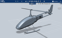 Autodesk 123D screen2