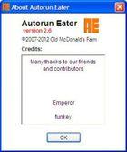 Autorun Eater : rechercher et éradiquer les fichiers de type autorun