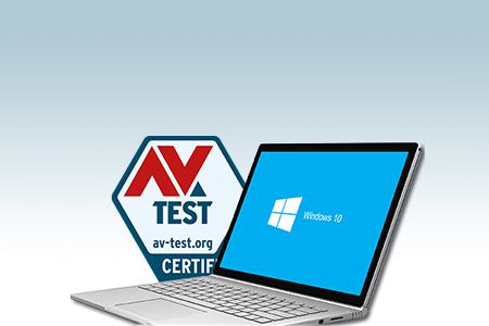 AV-Test : les meilleurs antivirus pour Windows 10