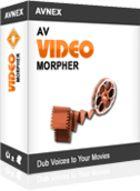 AV Video Morpher : modifier des vidéos et créer des CD