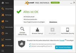 Avast Free screen3