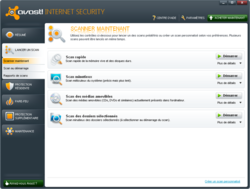 Avast! Internet Security 6 screen 2