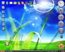 Avedesk screen 2