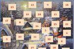 Avent : un calendrier pour les fêtes !