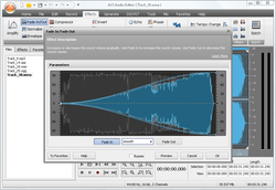 AVS Audio Editor screen1