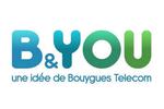 Forfait mobile : B&You répond à RED avec un forfait 100 Go à moins de 12 € par mois sans engagement !