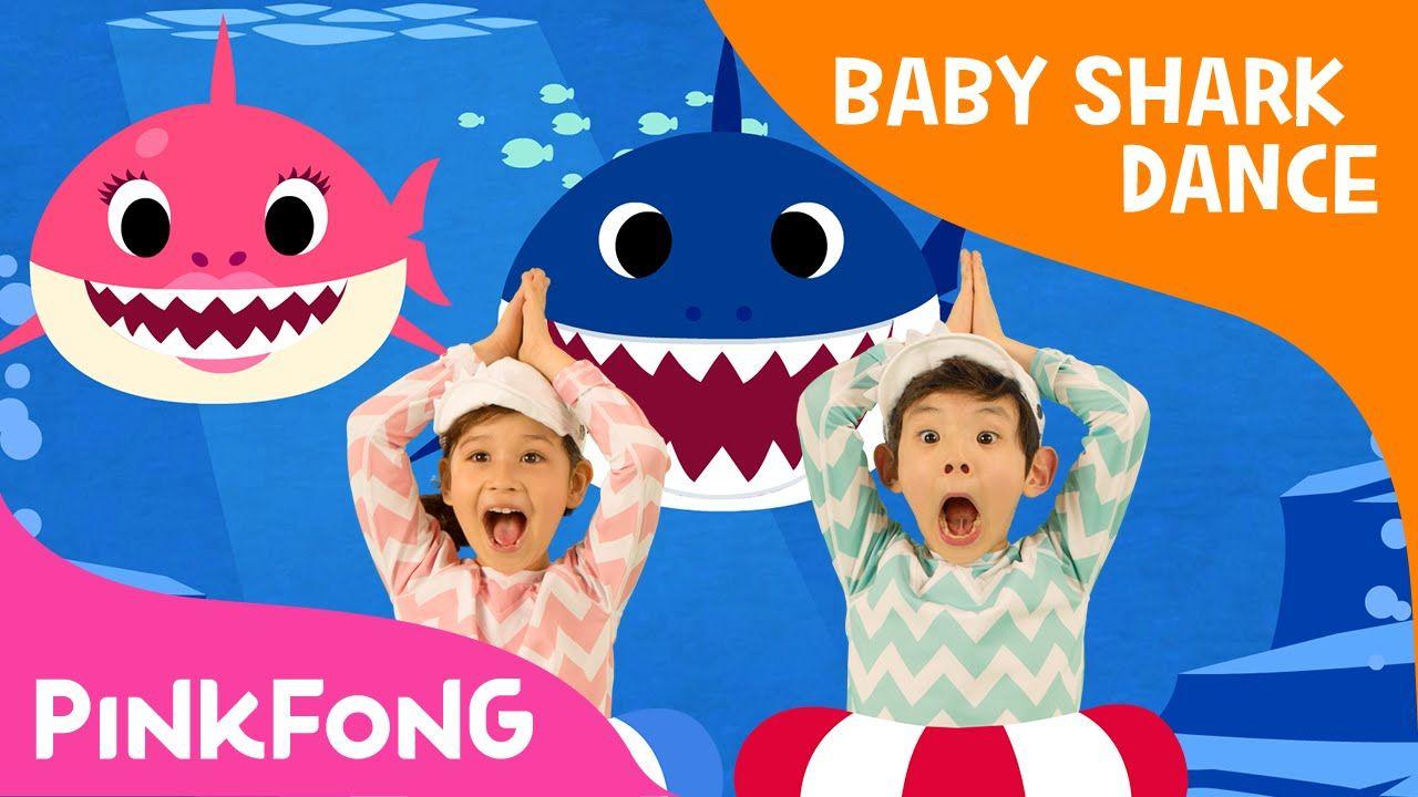 Baby Shark détrône Despacito sur YouTube pour la vidéo la plus visionnée