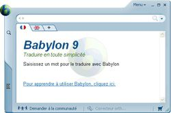 Babylone 9 screen1