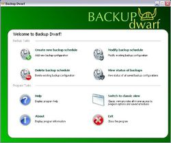 Backup Dwarf screen 2