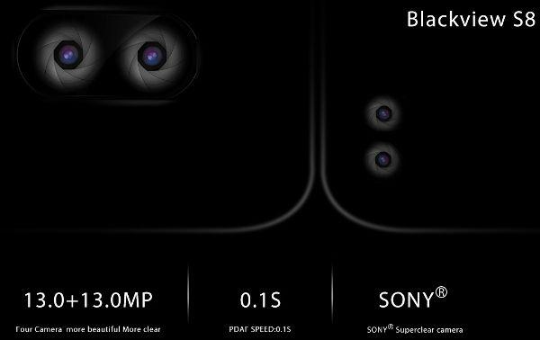 Balckview-S8-quatre-cameras