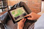 Baldur Gate Enhanced Edition iPad - 1