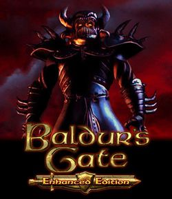 Baldurs Gate Enhanced Edition - original