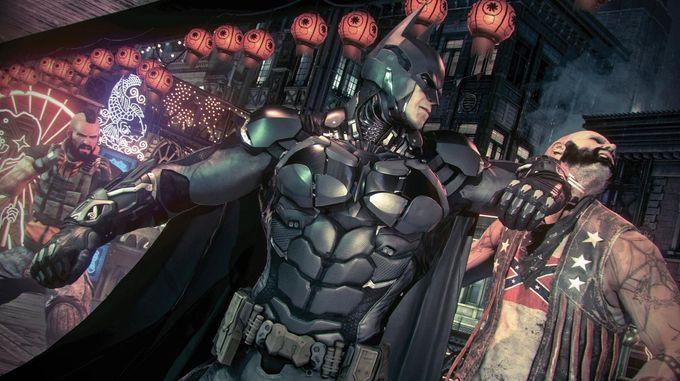 Batman Arkham City - 6