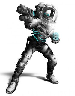 Batman Arkham City Mr Freeze