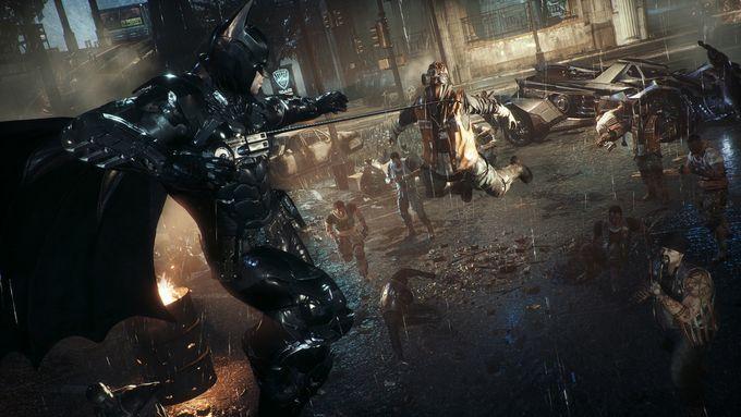 Batman Arkham Knight - 7