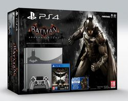 Batman Arkham Knight - pack PS4 collector