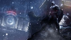 Batman Arkham Origins - 1