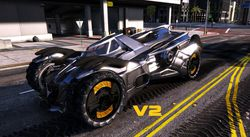 Batmobile GTA 5