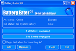 Battery Eater Pro : tester l'autonomie des batteries de son ordinateur portable