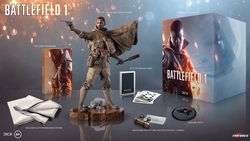 Battlefield 1 Collector Edition
