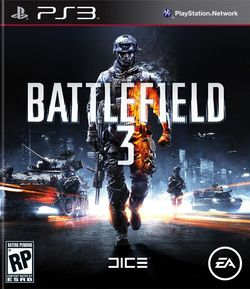Battlefield 3 - Jaquette PS3