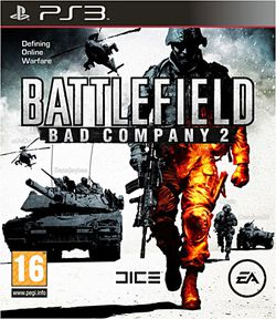 Battlefield Bad Company 2 - Jaquette