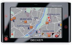 Becker traffic assistant 7927
