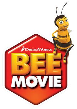 Bee Movie Game logo