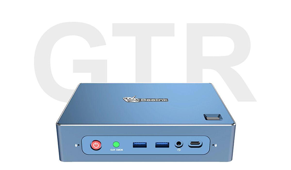 Beelink GTR : le mini PC à petit prix (16 Go RAM, 512 Go SSD, AMD Ryzen 7...)