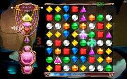 Bejeweled 3 screen 1
