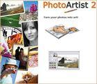 BenVista PhotoArtist: réaliser des peintures avec vos photos