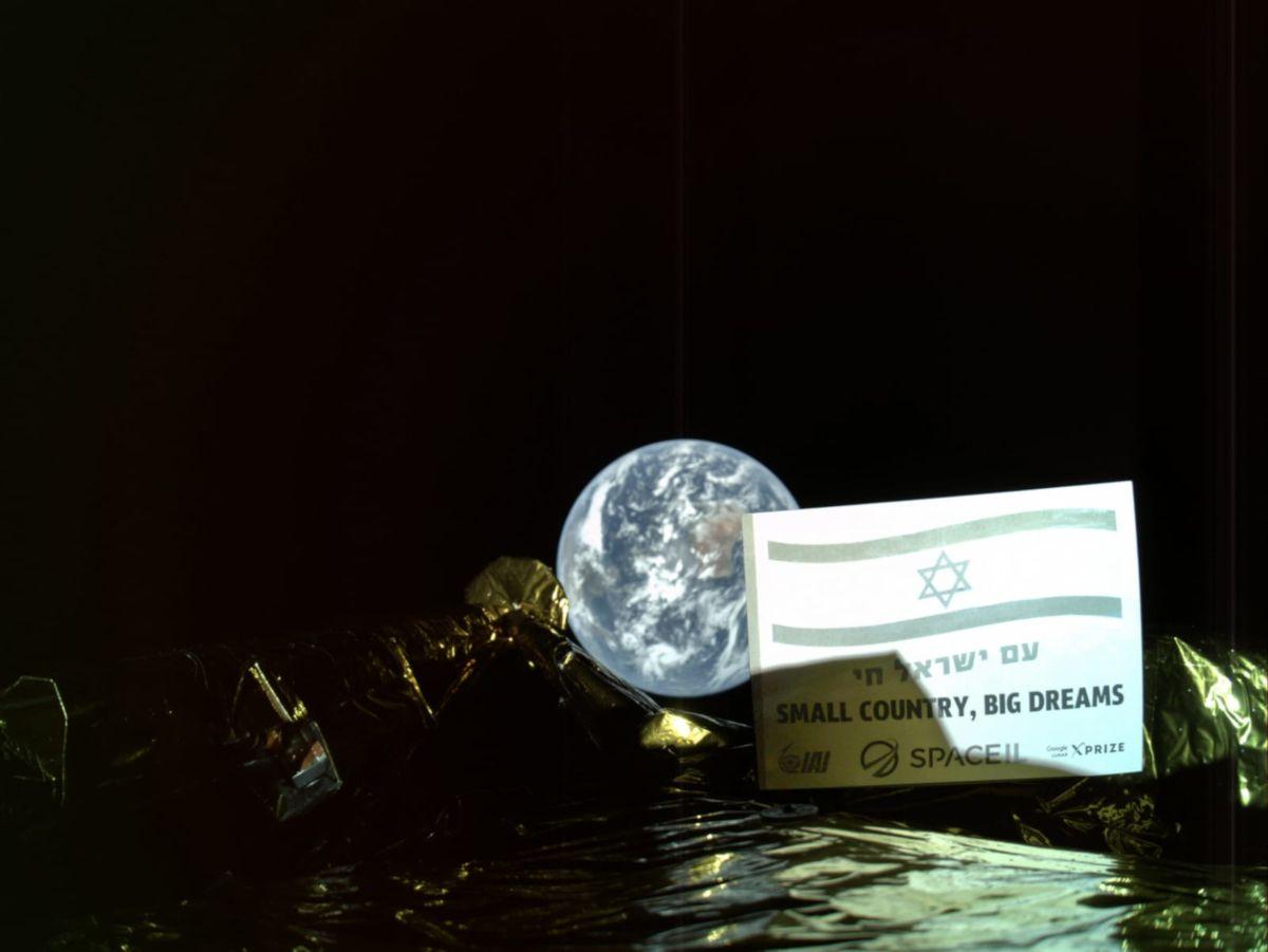 Alunissage raté : la sonde israélienne s'écrase sur la Lune