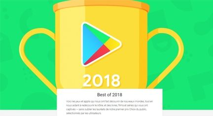 Best off 2018 Android