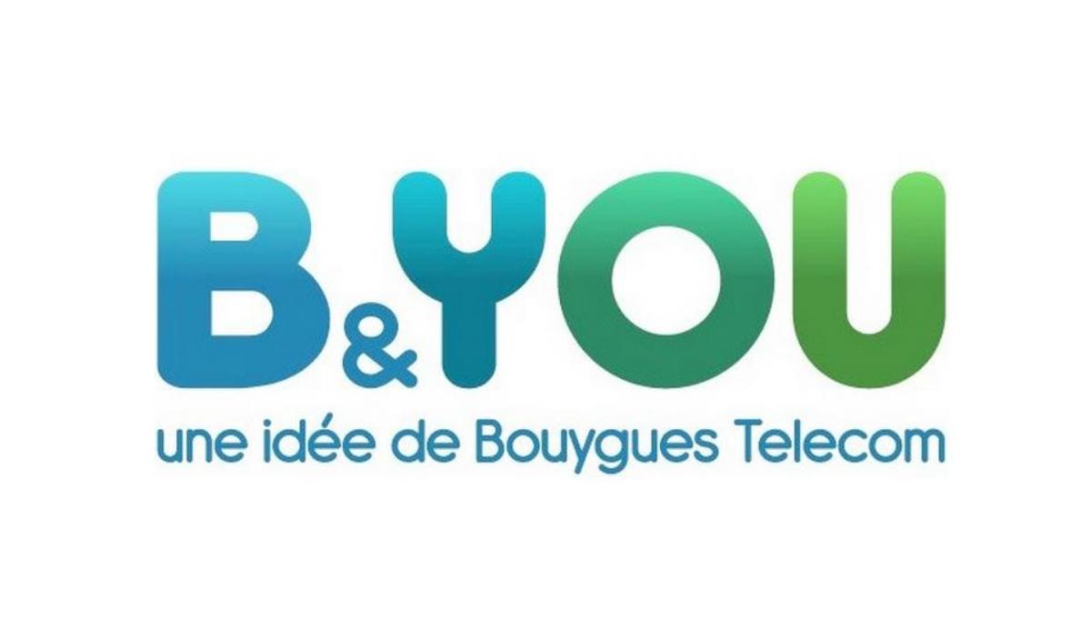 Forfaits mobiles : le retour de 4 forfaits forfaits B&You à partir de 4,99 € par mois