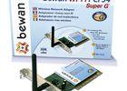Bewan Wi-Fi PCI 54 Super G Driver Download