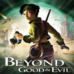 Beyond Good & Evil HD - artwork