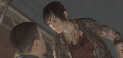 Beyond Two Souls - 1