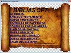 Bibliasoft : consulter la bible sur son ordinateur