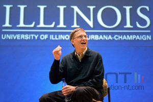 Bill gates illinois