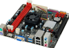 Biostar A68I-350 Deluxe : carte mère Fusion pour configuration HTPC