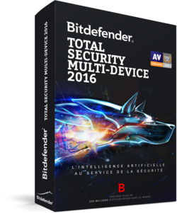 Bitdefender multidevice total security 2016