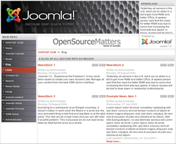 Bitnami Joomla screen2
