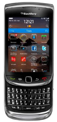 Blackberry 9800 Torch SFR