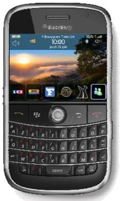Blackberry Bold Bouygues 01