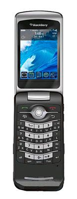Blackberry clapet 8210