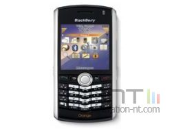 Blackberry pearl small