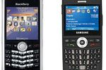 BlackBerry Pearl vs Samsung BlackJack