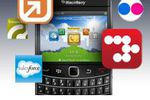 Blackberry WebWorks logo pro