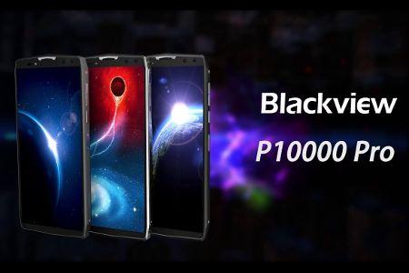 blackview p10000 pro le smartphone 224 grosse batterie arrive